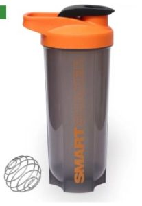 Jaypee Plus SMART 700 ml Shaker (Pack of 1, Orange)