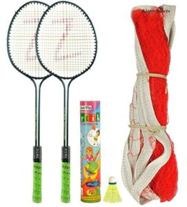 Klapp Badminton Set,13-Pieces at rs.348