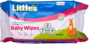 Littles Anti-bacterial Baby Wipes