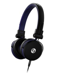 MuveAcoustics Impulse MA-1500FB On-Ear Headphones (Blue) at rs.799