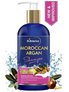 StBotanica Moroccan Argan Hair Shampoo With Organic Argan Oil, 300ml at rs.399