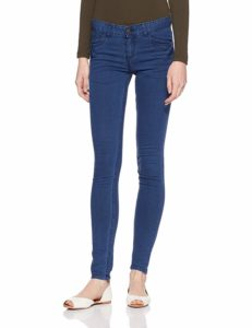 (Steal) Amazon - Buy Womens Skinny Fit Jeans at upto 80% off Starting from Rs. 202
