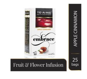 TE-A-ME Apple Cinnamon Infusion Tea Pack of 25 Tea Bags at rs.112
