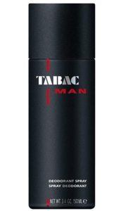 Tabac Man Black Deodorant Spray 150 ML  at rs.286