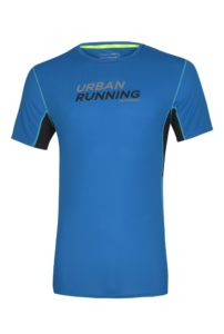 Tata Cliq- Buy Outpace By Sportzone Blue Running T-Shirt at Rs 99