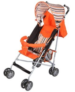 Tiffy & Toffee Baby Buggy Maxtrem Sit and Sleep at rs.1186