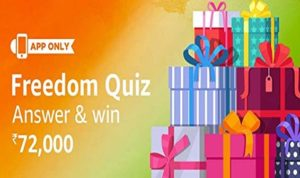 amazon freedom quiz1