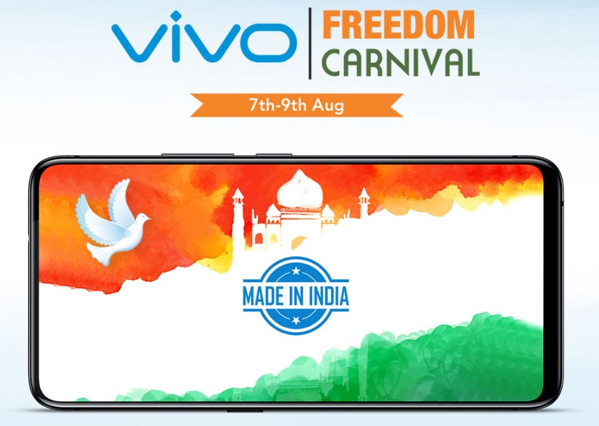 vivo freedom carnival sale