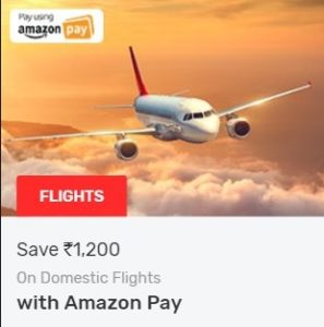 yatra amazon pay