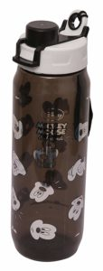 Amazon- Buy Disney Mickey Mouse Plastic Sipper Bottle, 900ml, Multicolour  at Rs 145