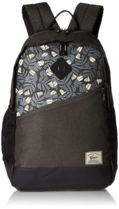 Amazon- Buy Gear 29 Ltrs Charcoal Grey and Black Casual Backpack at Rs 445