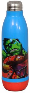 Amazon- Buy Marvel Avenger Polypropylene Sipper Bottle, 600ml at Rs 115