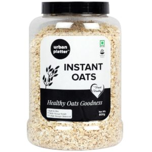 Amazon- Buy Urban Platter Instant Oats at Rs 99
