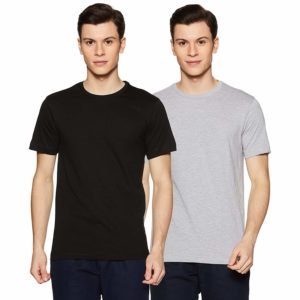 Amazon- Xessentia Men's T-Shirt (Pack of 2) at Rs 251