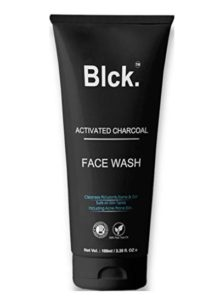BLCK Activated Charcoal Face Wash at rs.99