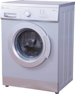 Electrolux 6.2 Kg Fully Automatic Front Load Washing Machine Silver