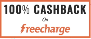 Freecharge coolwinks
