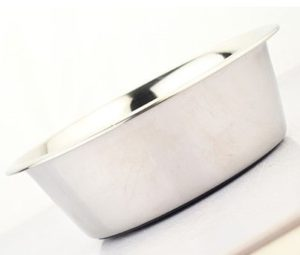 HMSTEELS Dog Bowl Heavy Dish 14 cm at rs.120
