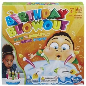 Hasbro Gaming Birthday Blowout