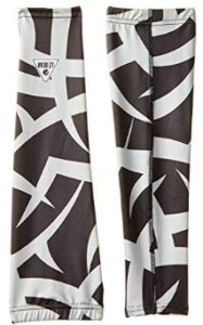 Le Gear Tribe Series Arm Sleeves (Tribal Grey, Free Size)
