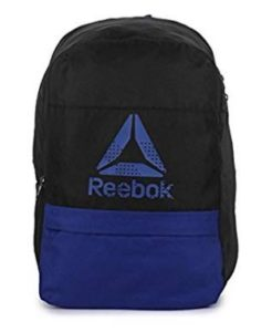 Reebok Synthetic 28 cms Black Children'S Backpack (CD6429) at rs.590