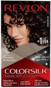 Revlon Colorsilk Hair Color, 200g, Dark Brown 3N