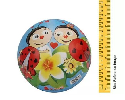 Simba The Bees Deflated PVC Play Ball at rs.46