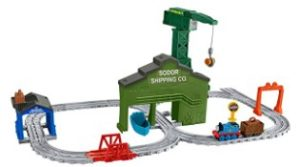 Thomas and Friends Adventures Cranky at The Docks, Multi Color