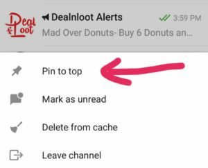 dealnloot-alerts-telegram-pin-to-top