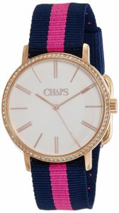 Amazon- Buy Chaps Analog White Dial Women's Watch up to 74% off