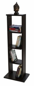 Amazon- Buy Comfy DIY - Amazo Book Shelf - Modern Design - Elegant Finish (Color : Brown) at Rs 999
