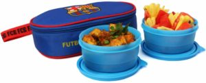 Amazon - Buy FCBARCELONA Club 2 Container Lunch Box