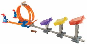 Amazon- Buy Hot Wheels Super Score Speed Way Track Set at Rs 881
