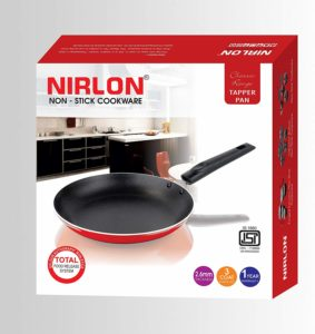Amazon - Buy Nirlon Non-Stick Mini Tapper Pan/Frying Omlette Pans at Rs. 302