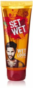 Amazon- Buy Set Wet Look Wet Hair Gel, 100ml (Pack of 3) at Rs 130