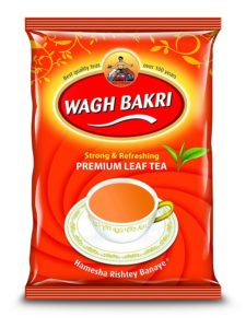 Amazon- Buy Wagh Bakri Leaf Tea Poly Pack, 500g at Rs 121