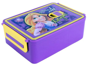 Disney Rapunzel Plastic Lunch Box, at rs 105