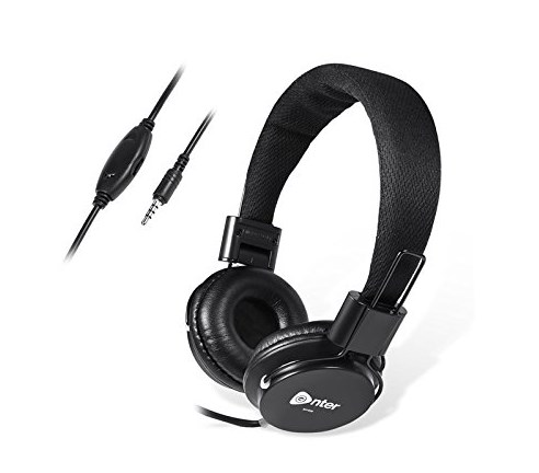 Enter EH-25 Stereo Headphones with Mic at rs.245