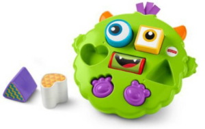 Fisher-Price Silly Sortin' Monster Puzzle - Silly Sortin' Monster Puzzle at rs 450