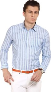 Flipkart - Buy Brooklyn Blues Men's Shirts at upto 75% off from Rs. 167
