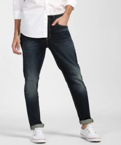 Flipkart- Buy Denizen from Levi's Slim Men Blue Jeans at flat 55% off