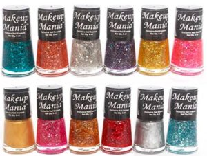 Makeup Mania Nail Polish Set