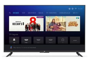 Mi LED TV 4A PRO 123.2 cm (49) Full HD Android TV (Black) at rs.29998