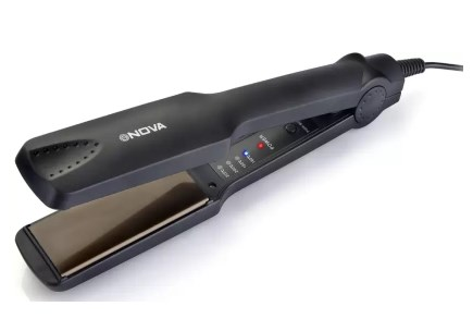 Nova Temperature Control Professional NHS 860 Hair Straightener at rs.349