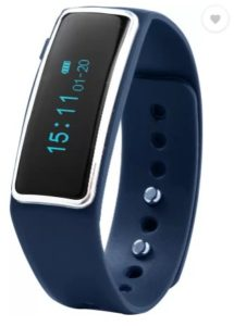 NuBand Lite (Blue Strap, Size - Regular)