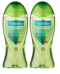 Palmolive Aroma Therapy Morning Tonic Shower Gel, 250ml (Pack of 2)