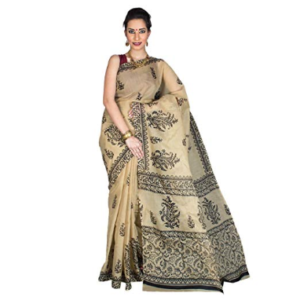 Pavecha'S Poly Cotton Saree at Rs 177