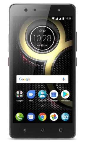 PaytmMall- Buy Lenovo K8 Plus 32 GB Venom Black at Rs 5199