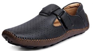 Red Rose Men's Stylish Branded Synthetic Leather Sandal's at Rs 299
