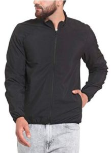 Scott I-Dry Signature Style All Weather Jacket for Men - Black